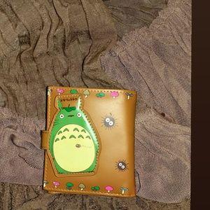 My neighboor Totoro wallet